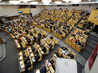 Russia to reform parliamentary polls to benefit smaller parties