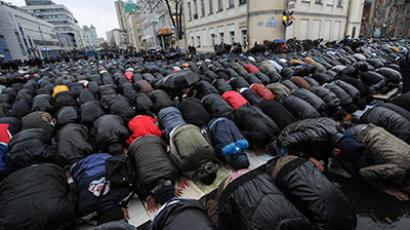 Moscow Mayor says no to more mosques in the city
