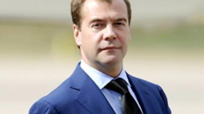 Medvedev admits war on corruption yielding few results