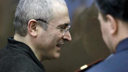 Khodorkovsky says Spanish employee could not have stolen oil
