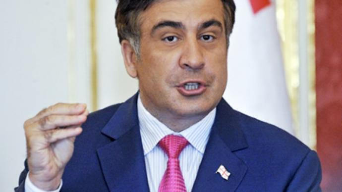 Sacking Saakashvili