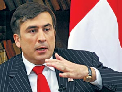 Saakashvili prepares for war with Russia