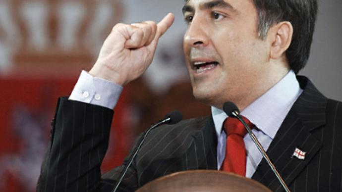 """Saakashvili is Georgia's anomaly"""