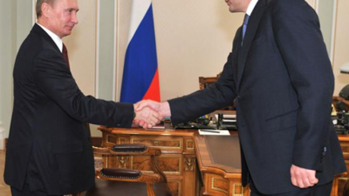 Putin replaces head of South Russian republic of Dagestan
