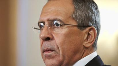 Russian FM hopes Iran will come to its senses