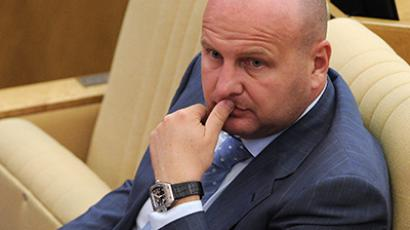Investigators seek to strip United Russia MP of immunity