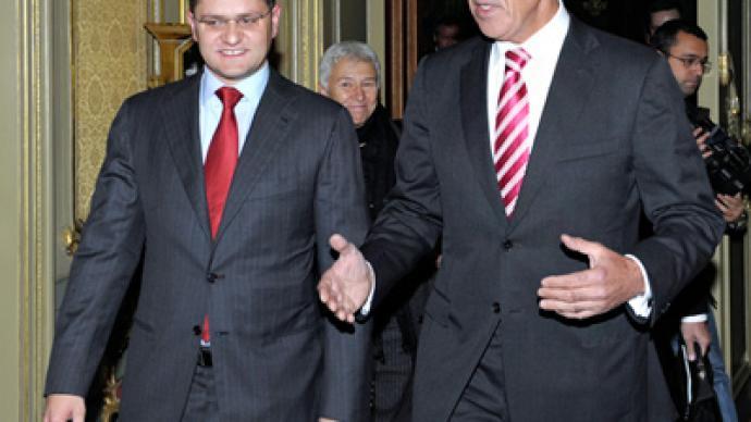 Russia stresses Serbia's role in solving Kosovo problem
