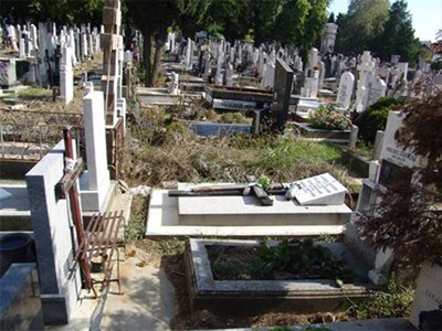 Serbia to protect Russian tombs