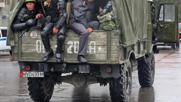 Shanghai Cooperation Organization mulls over unified list of terrorist groups