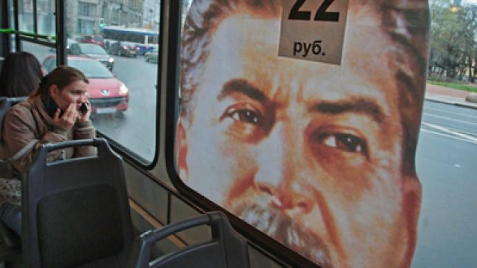 Moscow ad agency rejects Stalin buses idea