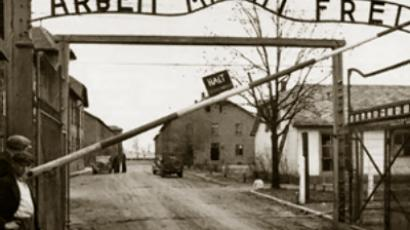 US man faces up to 10 years in prison for stealing rail tracks from Auschwitz death camp