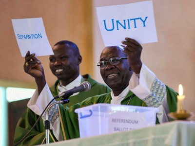 South Sudan gets international recognition