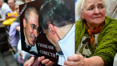 "No ""get out of jail"" card for Khodorkovsky's associate"