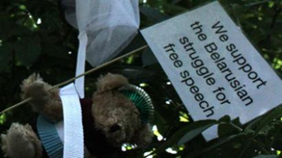 "Belarus awaiting explanation on ""teddy bear"" invasion"