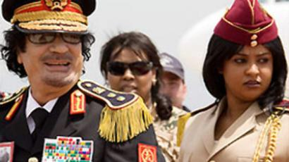 "Is he serious? Libya's Qaddafi declares ""jihad"" on Switzerland"