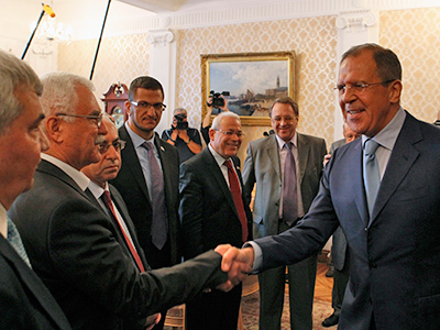 Moscow urges US: 'Cooperate with both sides of Syrian conflict'