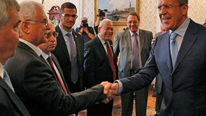 Syrian National Council in Moscow for first-ever talks