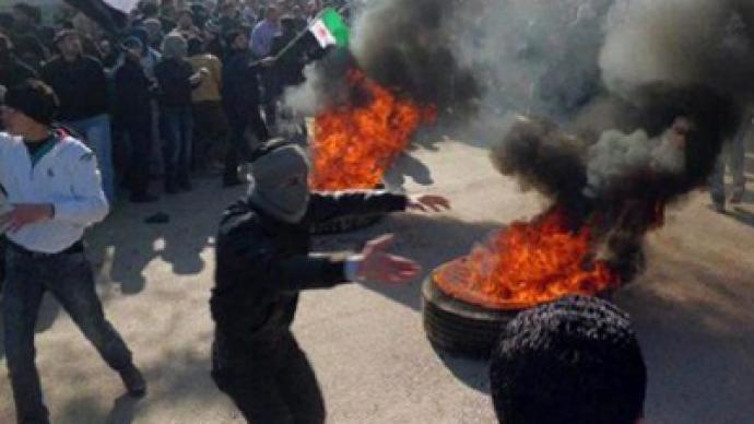 Syria: War prevented