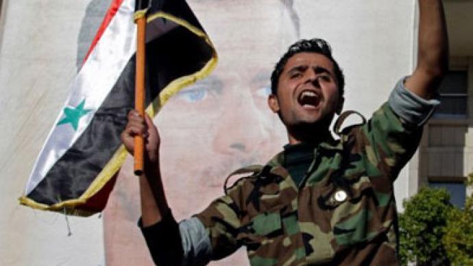 Western elite wage info-war to justify Syria invasion?