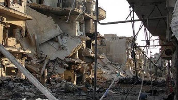 Russia urged to put heat on Syrian govt