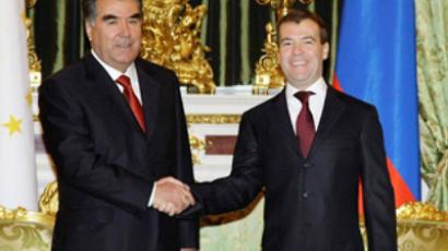 Medvedev satisfied with interstate integration on post-Soviet space