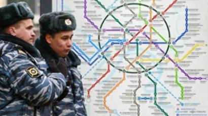 Culture activists responding to the terror in Moscow's Metro