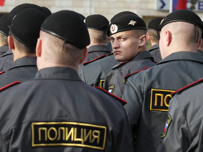 Terrorists charged: Attack on Moscow railroad foiled