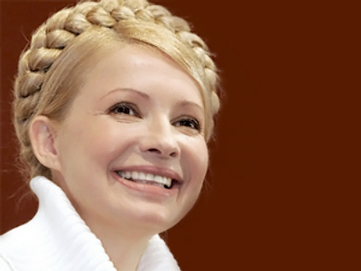 Timoshenko in Moscow with plans to jumpstart crisis-hit Ukrainian economy