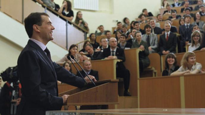 Engineering training key to modernization – Medvedev