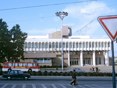 Russian Deputy PM pledges support to Moldova's breakaway region