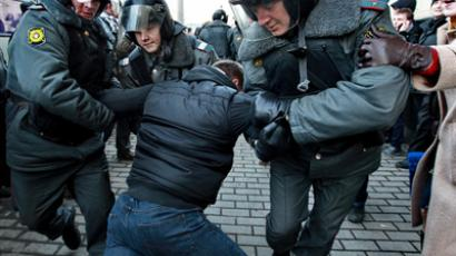 Moscow Mayor not against protesters, just troublemakers