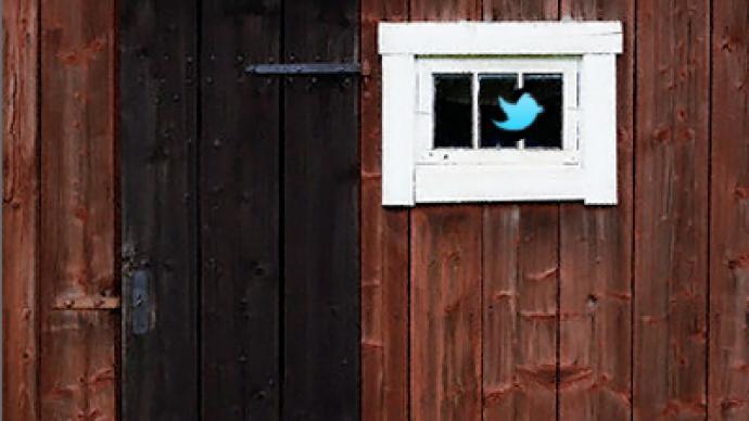 When officials close a door, Twitter opens a window