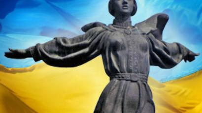 Ukrainians decide future of divided country