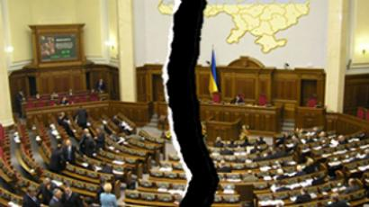 Tensions high in Ukraine after runoff