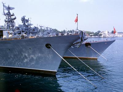 Ukraine's parliament won't annul agreement on Russian Black Sea Fleet