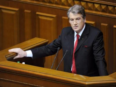 Ukraine's President wants constitutional change ahead of election