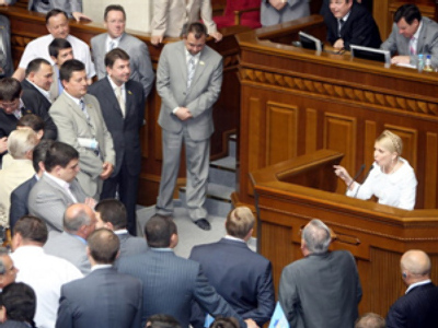 Ukraine parliament demands mental examination of mayor