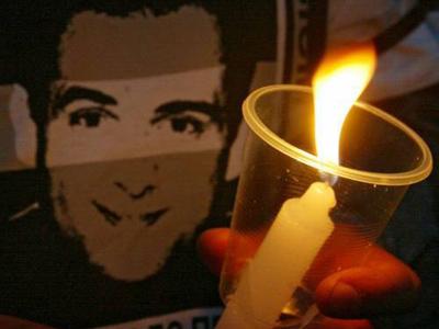 Former senior Ukraine policeman gets life for journalist's murder