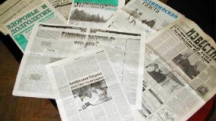 Ukrainian media wants to continue to speak Russian