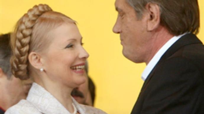Ukrainian wrangle: foes eye alliance against president