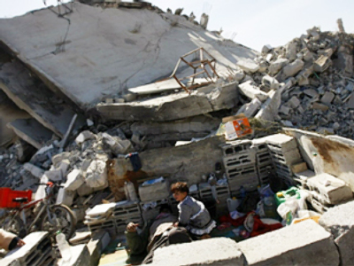 "Will UN action on Gaza ""war crimes"" derail peace process?"