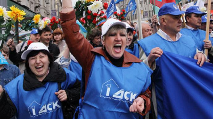 Popular Front boosts United Russia's Ratings