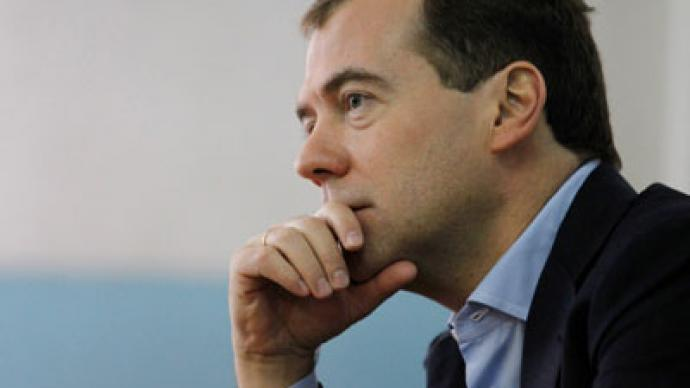 United Russia should take bull by horns – Medvedev