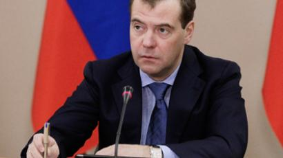 Putin stepping down as United Russia leader, puts forward Medvedev