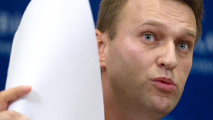 Navalny smear campaign - a smear campaign