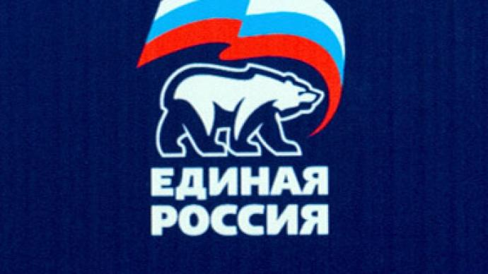 United Russia denies participation in USAID programs