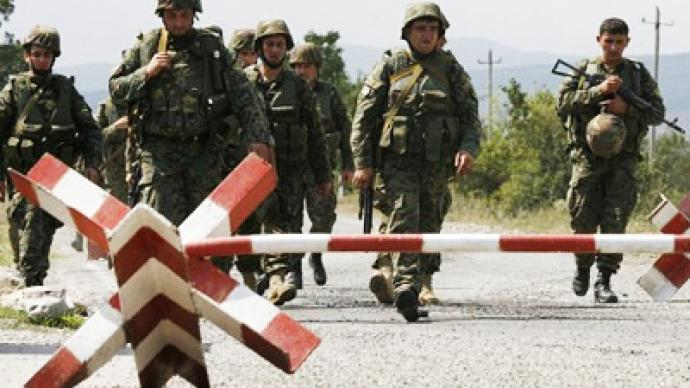 """US embassy knew Georgians """"moved forces"""" to South Ossetian border - WikiLeaks"""