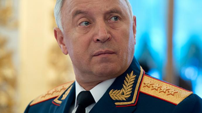 Military chief Makarov in Washington to discuss global 'hotspots'