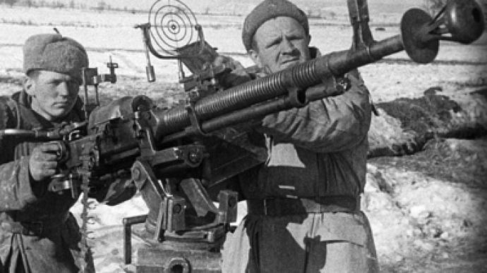 US blames USSR in WW2 history re-write