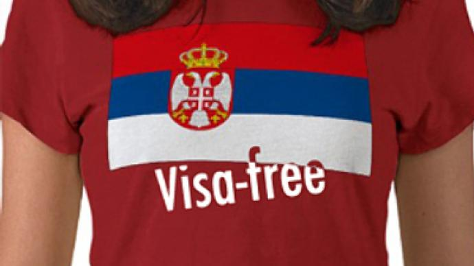 Visa-free travel between Russia and Serbia agreed